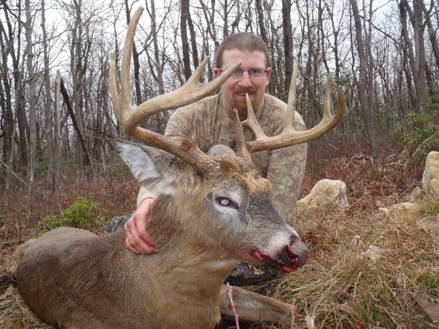 PA, AK & NZ hunting picts and video-2011-buck.jpg