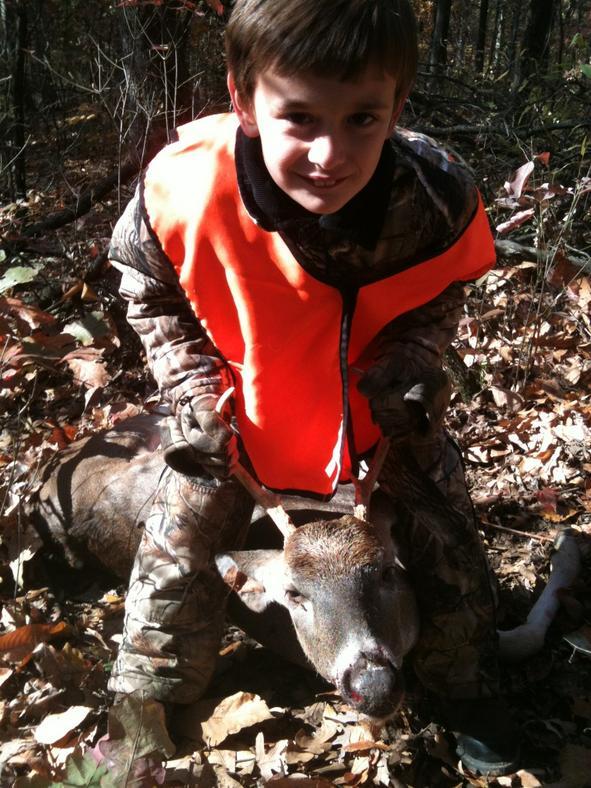 My Son's 1st Buck (pic)-blakes-deer-11-05-11.jpg