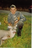 Kentuckys Rifle Season Opened up today-brandons-buck.jpg