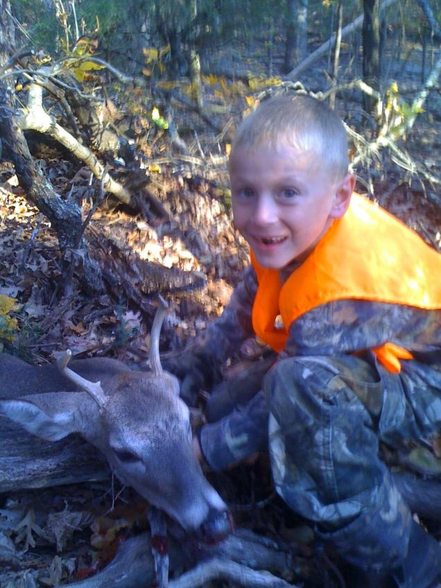 Official Thread 2011/2012 Youth Sportsmen Giveaway  ( cash)-cades-deer.jpg