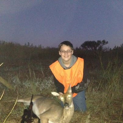 Two Great weekend hunts-davidsdeer.jpg