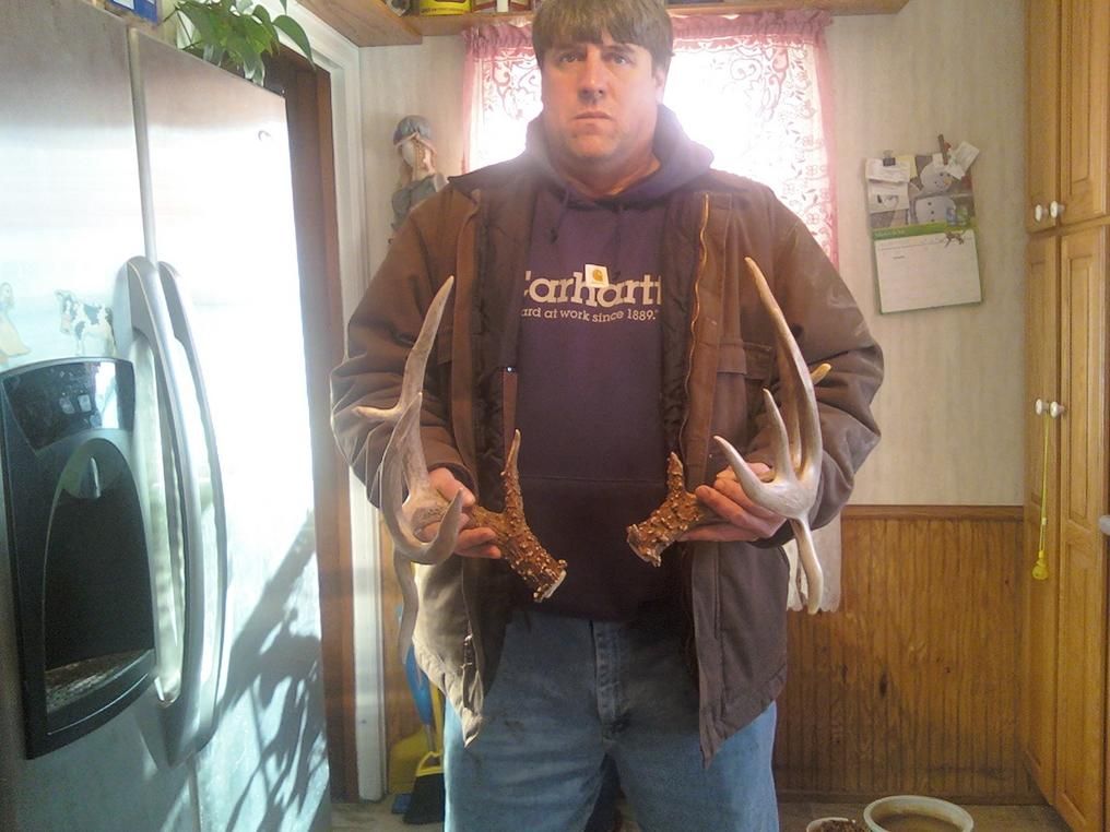 Iowa gun season starts this weekend post pictures here.-dean-s-double-droptine-sheds.jpg
