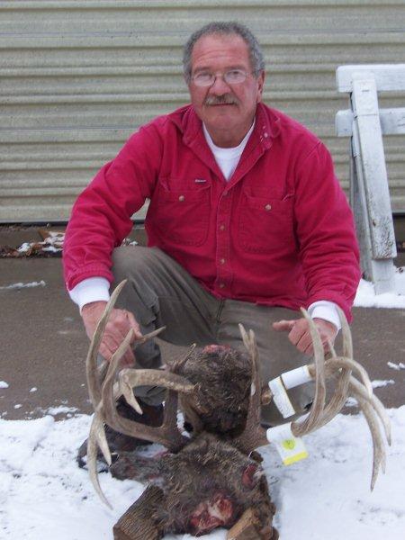 Iowa gun season starts this weekend post pictures here.-doug-bucks.jpg