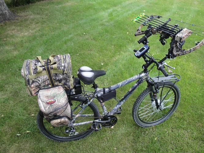 Electric Hunting Bike Deer Hunting Forums