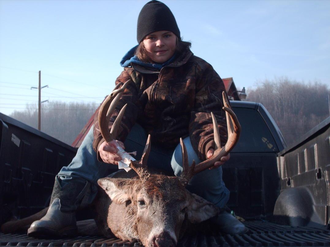 Ohio youth gun season-paxtons-deer-2010-001.jpg