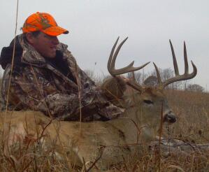 2011 Kansas Trophy Whitetail hunts. Bow, Muzz and Rifle-wally-mr-crabs-2011-2.jpg